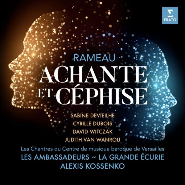 Achante et Céphise CD à paraître