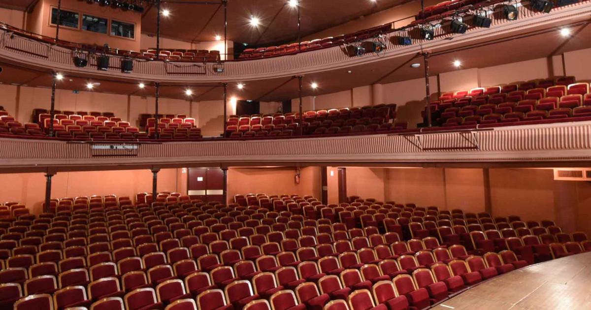TOURCOING, Théâtre Raymond Devos
