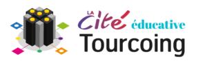 Logo Tourcoing Cité Éducative